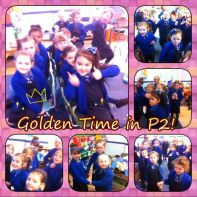 Golden Time Fun!
