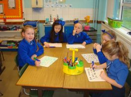 Learning is fun in Primary 3.