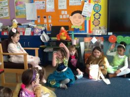 World Book Day in Primary 2