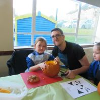 Pumpkin Carving Fun!