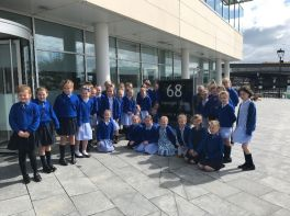 P5 Visit Allen and Overy