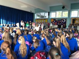 Primary 4 Music Morning