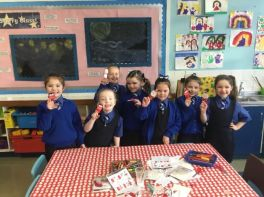 Christmas Craft in P3