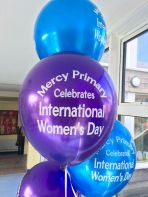 International Women's Day at Mercy Primary