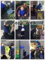 P3 Went for a Shape Hunt!