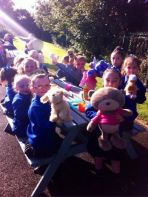 🌟Golden Time Teddy Bear's Picnic in P2🌟