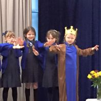 Primary 2 Assembly All About St Brigid