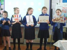 Chocolate tasting in P5