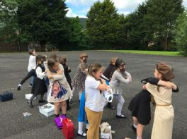 Primary 4  Evacuation Day!