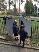 Primary 1 Outdoor Trail