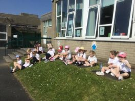 P1 & P2 Competitive Sports Day