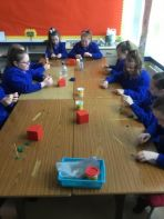 Shape and Space in Primary 7