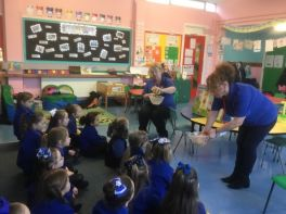 Healthy body and mind sessions for Primary 2