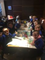 P2 visited Pizza Express to make a pizza from scratch!