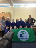 ECO Council secure our flag !!!!