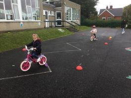 P1 Sponsored Cycle, Scoot & Walk.